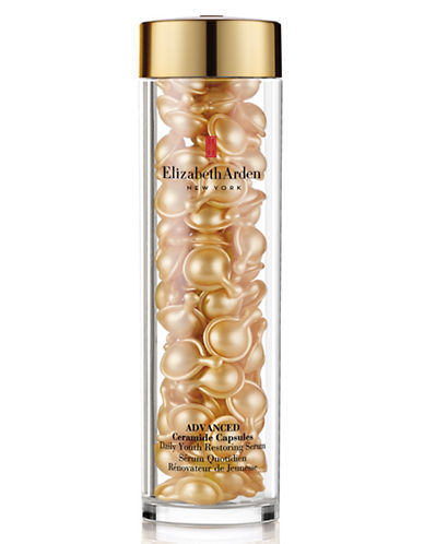 Elizabeth Arden ADVANCED Ceramide Capsules Daily Youth Restoring Serum 90 Capsules-NO COLOR-One Size