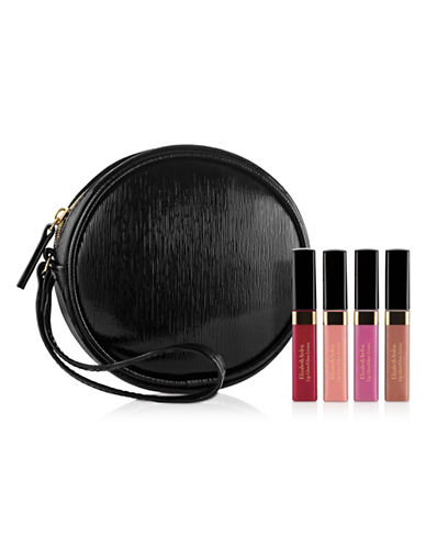 Elizabeth Arden Beautiful Color Mini Lip Gloss Gloss on the Go Four-Piece Set-NO COLOUR-One Size