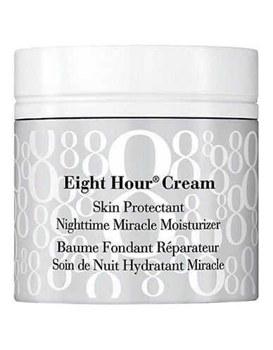 Elizabeth Arden Eight-Hour Cream Skin Protectant Nighttime Miracle Moisturizer-NO COLOUR-50 ml