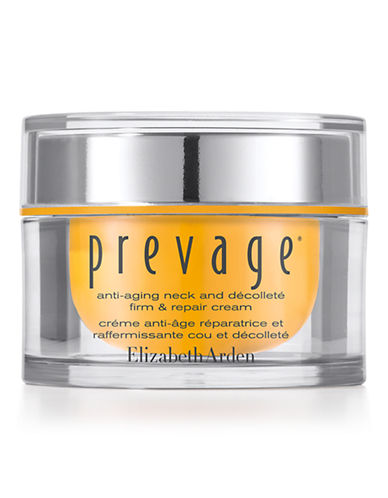 Elizabeth Arden PREVAGE Anti aging Neck and Decollete Firm and Repair Cream-SILVER-One Size