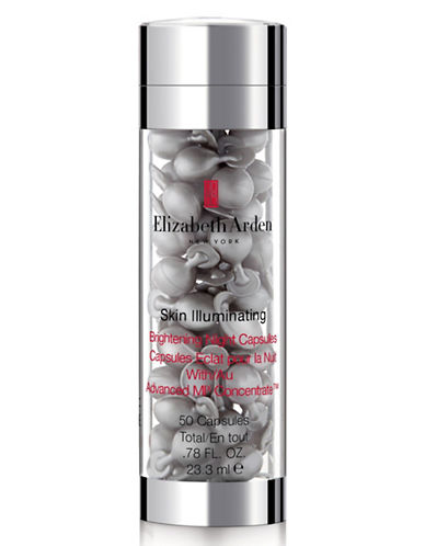 Elizabeth Arden Skin Illuminating Brightening Night Capsules with Advanced MIX Concentrate-NO COLOUR-50 ml