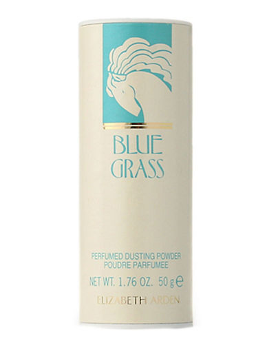 Elizabeth Arden Blue Grass Perfumed Dusting Powder-NO COLOUR-One Size