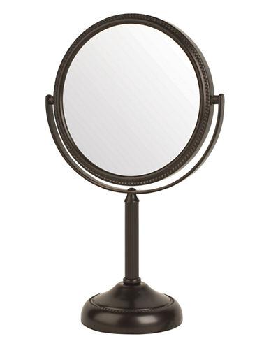 Jerdon 10X Bronze Vanity Mirror-BRONZE-One Size