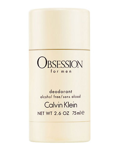 Calvin Klein Obsession For Men Deodorant-NO COLOUR-One Size