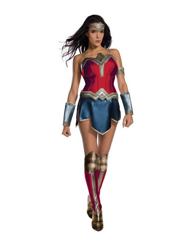 Rubies Costumes Wonder Woman Costume-MULTI-X-Small