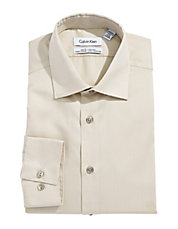 CALVIN KLEINLong Sleeve Jacquard Shirt