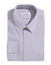 CALVIN KLEINRegular Fit Grid Check Shirt