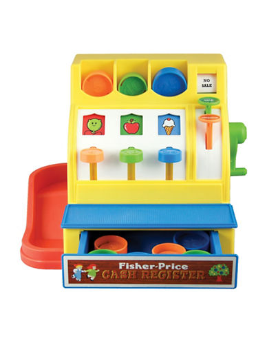 Fisher Price Cash Register-MULTI-One Size