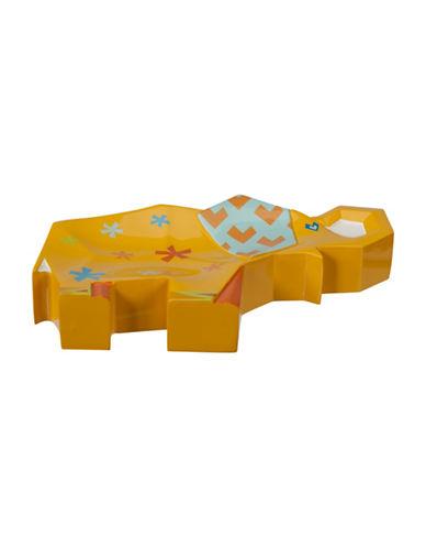 Creative Bath Origami Jungle Soap Dish-YELLOW-One Size