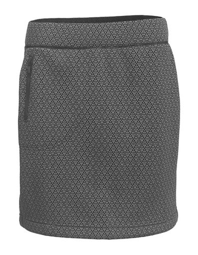 Woolrich Lochlyn Fleece Skirt-BLACK-Medium