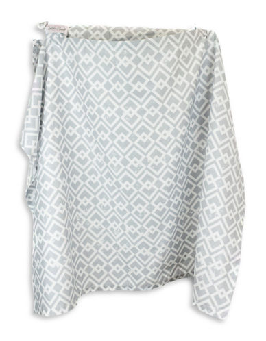 Udder Covers Connor Nursing Cover-GREY-One Size