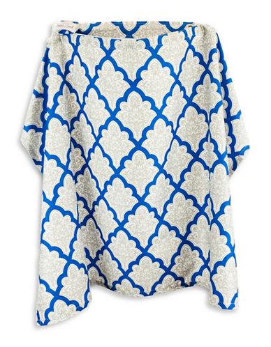 Udder Covers Ryden Nursing Cover-BLUE-One Size