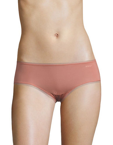 Dkny Litewear Hipster Briefs-CANYON-Medium