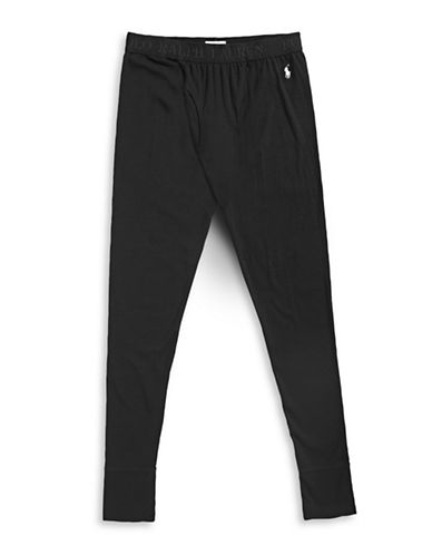 Polo Ralph Lauren Long John Pants-BLACK-Large 88749797_BLACK_Large