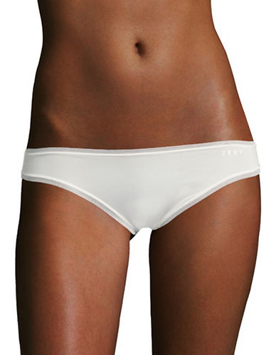 Dkny Litewear Bikini Briefs-VANILLA-Medium
