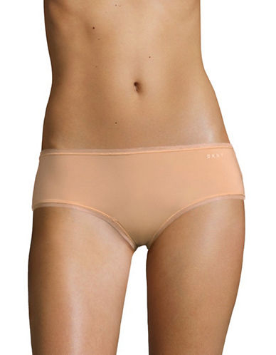 Dkny Litewear Hipster Briefs-GLOW-X-Large