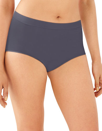Bali Seamless All Around Smoothing Briefs-PRIVATE JET-Large