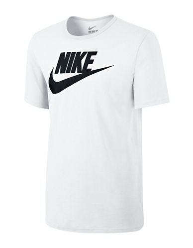 Nike Sportswear Futura Icon T-Shirt-WHITE-X-Large