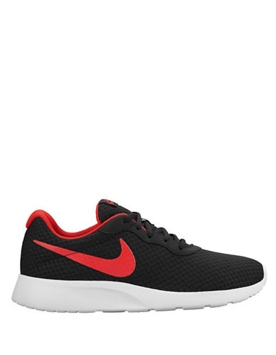 Nike Tanjun Sneakers-BLACK-10.5