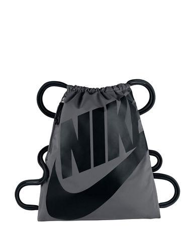 Nike Heritage Gymsack-GREY-One Size