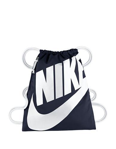 Nike Heritage Gymsack-NAVY BLUE-One Size