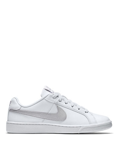 cheapest price for sale Nike Low-Top Leather Sneakers clearance very cheap clearance buy sKnIM