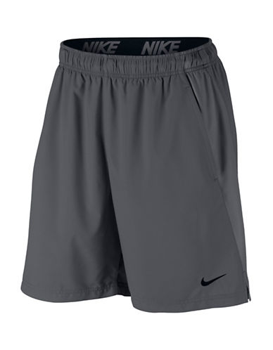 Nike Flex Training Shorts-DARK GREY-Medium 89157715_DARK GREY_Medium
