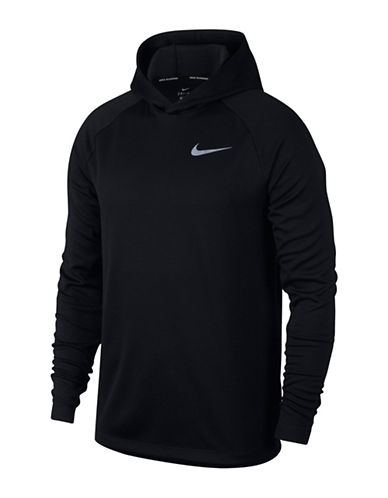 Nike Dry Running Hoodie-BLACK-Medium 89848115_BLACK_Medium