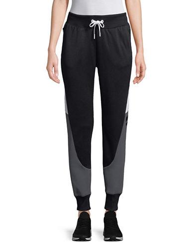 Nike Colourblocked Jogger Pants-BLACK-Large 89529592_BLACK_Large