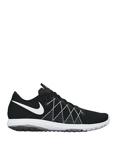 Nike Womens Flex Fury 2 Running Shoes-BLACK-7