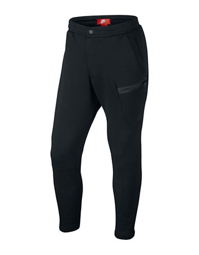 Nike Sportswear Tech Fleece Pants-BLACK-Medium 88655737_BLACK_Medium