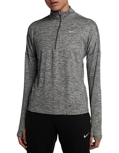 Nike Dry Element Running Top-GREY-X-Small 89687182_GREY_X-Small