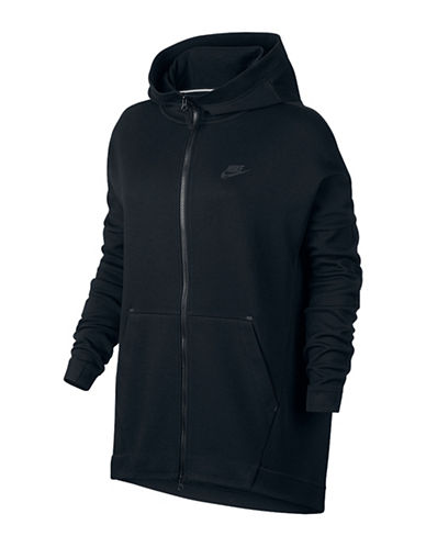 Nike Tech Fleece Cape-BLACK-Small 88779107_BLACK_Small