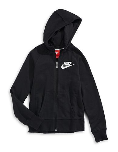 Nike Swoosh Hoodie-BLACK-Medium 87686113_BLACK_Medium