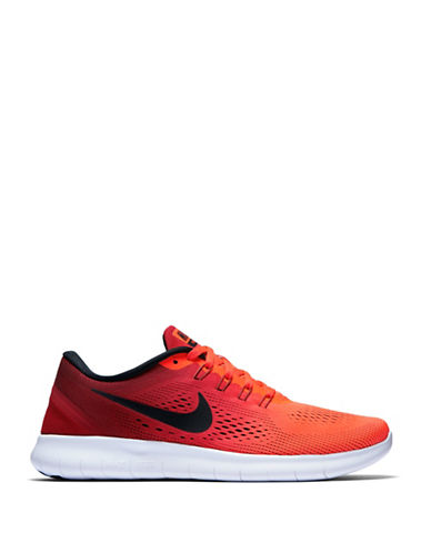 Nike Free Breathable Sneakers-ORANGE-11 88551189_ORANGE_11
