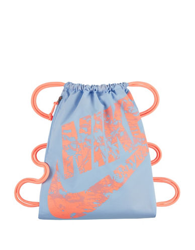 Nike Heritage Gymsack-LIGHT BLUE-One Size