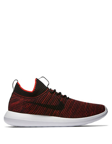 Nike Roshe Two Flyknit V2 Sneakers-RED-10