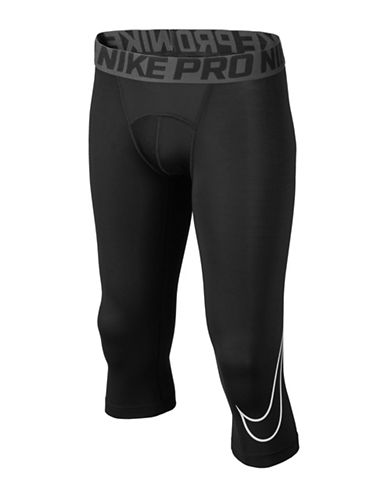 Nike Pro Tights-BLACK-X-Large