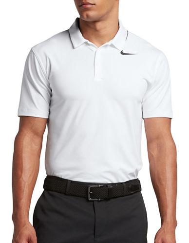 Nike Short Sleeve Golf Polo-WHITE-Small 89108871_WHITE_Small
