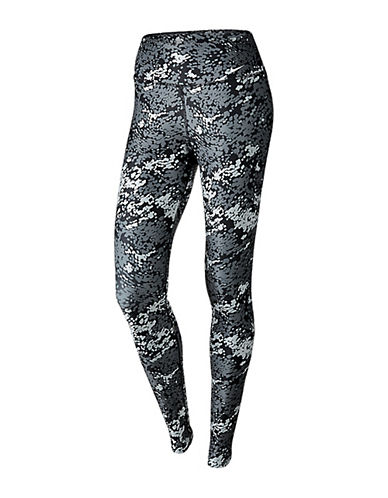 Nike Legend Printed Tights-BLACK MULTI-Large 88227065_BLACK MULTI_Large