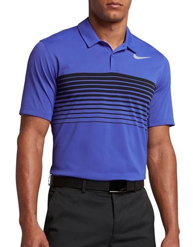 Nike Speed Stripe Golf Polo-BLUE-Medium 89108904_BLUE_Medium