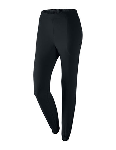 Nike Loose Bliss Active Pants-BLACK-X-Large