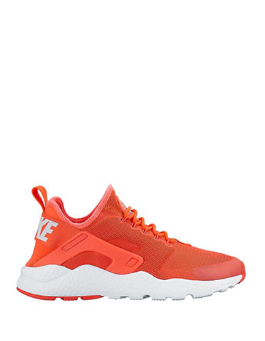 Nike Air Huarache Run Ultra Sneakers-ORANGE-10 88277590_ORANGE_10