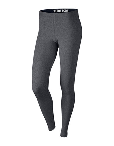 Nike Leg-A-See Logo Leggings-HEATHER-Small 88821801_HEATHER_Small