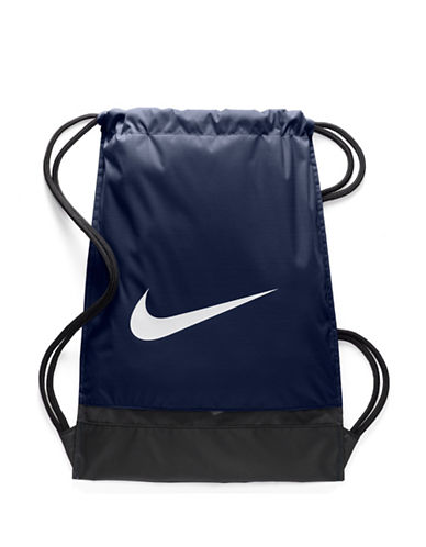 Nike Brasilia Training Gymbag-BLUE-One Size
