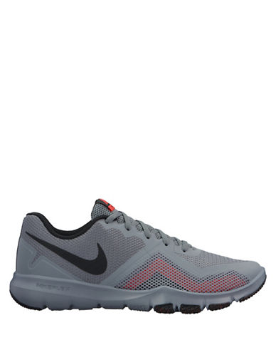 Nike Flex Control II Training Sneakers-GREY-8