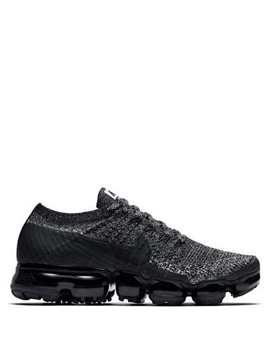 Nike VaporMax Flyknit Sneakers-BLACK/WHITE-7