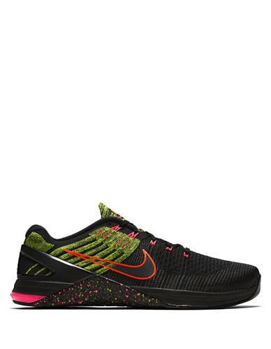 Nike Metcon DSX Flyknit Training Sneakers-BLACK-9.5