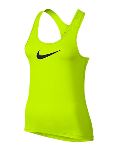 Nike Pro Classic Lime Tank Top-YELLOW-X-Large 88469681_YELLOW_X-Large