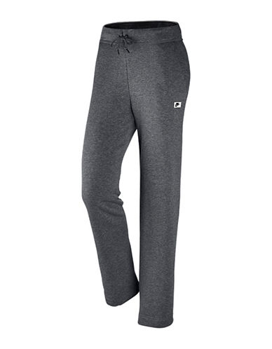 Nike NSW Loose-Fit French Terry Sweatpants-GREY-Large 88719226_GREY_Large